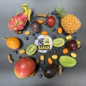 Купить фруктовую коробку с экзотикой