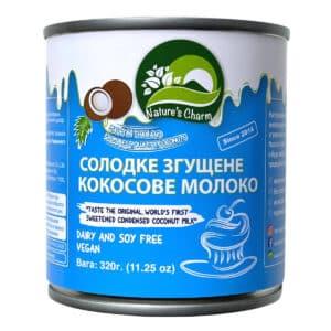 Кокосовое сгущенное молоко 320г