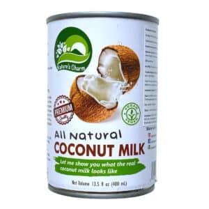 Натуральное кокосовое молоко 400мл