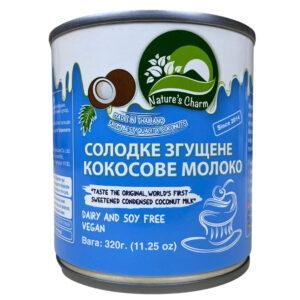 Кокосовое сгущенное молоко