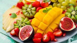 Экзотические тропические фрукты купить в Украине с доставкой