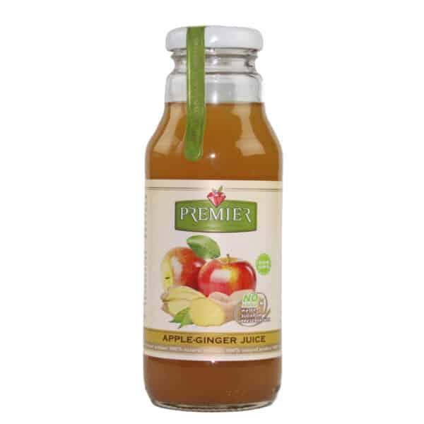 Сок яблочно-имбирный Premier