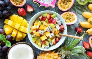 Вкусные экзотические фрукты заказать в Украине