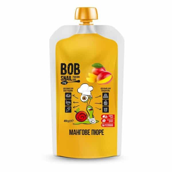 Пюре манго Равлик Боб (Bob Snail)
