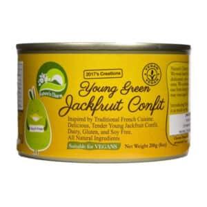 Джекфрут маринованный в оливковом масле 200г