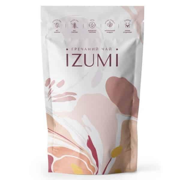 Гречишный чай Izumi