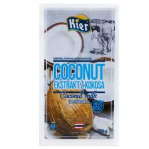 Кокосовое молоко 75% Kier, 1 л