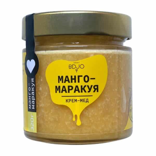 "Крем-мед ""Манго-Маракуя"" 320г"