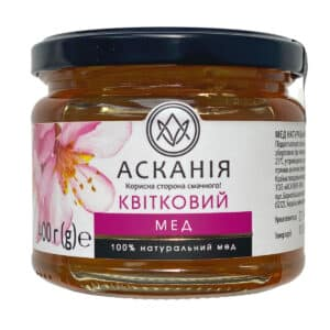 "Мёд ""Цветочный"" 400г"