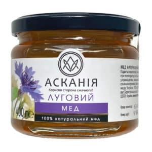 "Мёд ""Луговой"" 400г"
