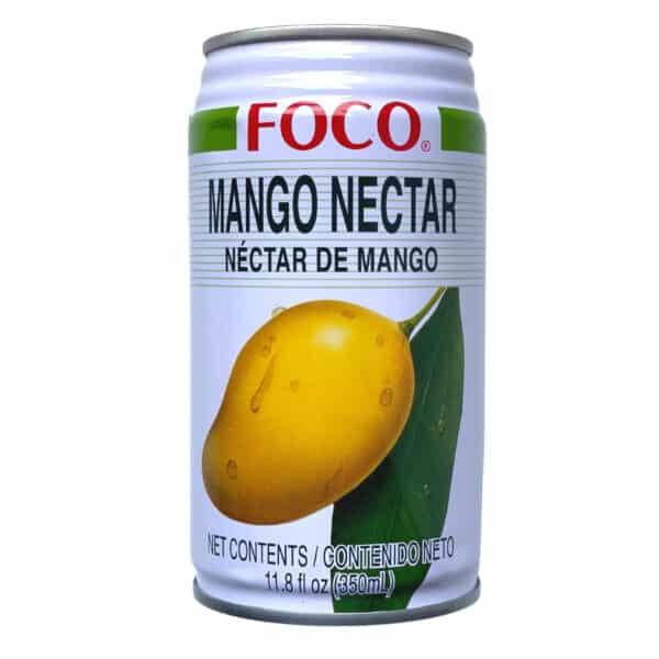 Манго нектар, Foco, 350мл.