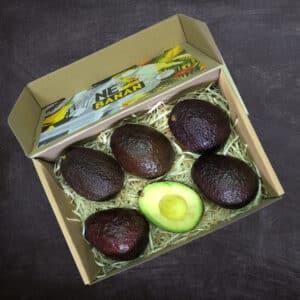 Авокадо бокс 6шт