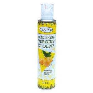 Оливковое масло спрей с лимоном VesuVio, 250мл